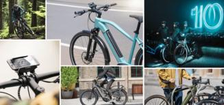 Bosch eBike Systems présente ses nouveaux produits et fête le 10ème anniversaire