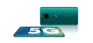 Huawei lance son premier smartphone 5G en Suisse