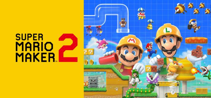 Super Mario Maker 2, pour l'amour de Mario [Le Test]