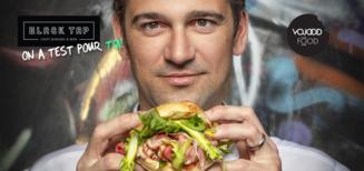 Quand Yoann Caloué et Black Tap Genève te font un burger de fou!
