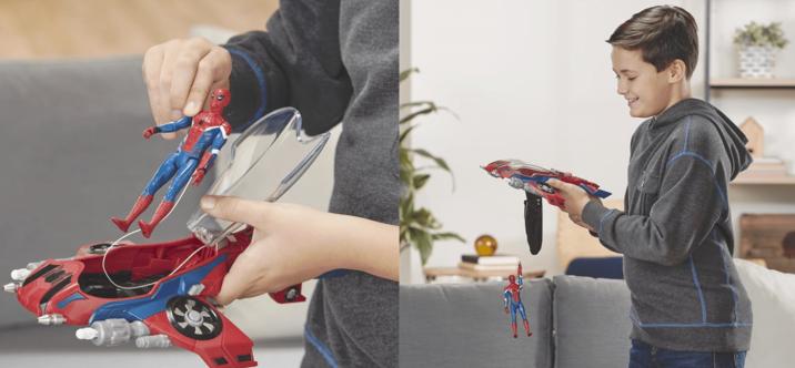 Spider Man: Far From Home - Figurines à l'effigie du film