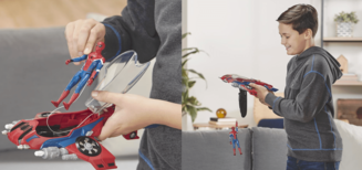 Spider Man: Far From Home - Figurines à l'effigie du film