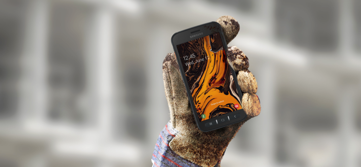 Samsung lance le nouveau smartphone outdoor robuste XCover 4s