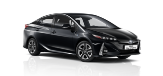 Nouvelle Toyota Prius Plug-in Hybrid