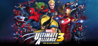 Marvel Ultimate Alliance 3: L'Ordre Noir