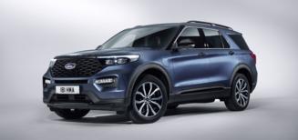 Ford Explorer PHEV : couronnement de la gamme SUV