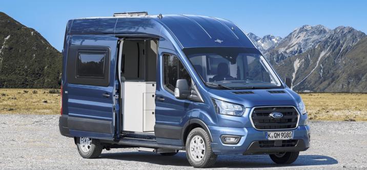 Ford Big Nugget: le véhicule de vos prochaines vacances?