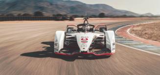 TAG HEUER: La Porsche 99X Electric entame sa première saison de Formule E