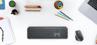 Logitech présente la souris MX Master 3 et le clavier MX Keys conçus pour les utilisateurs avancés