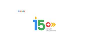 Google Suisse fête ses 15 ans et devient encore plus utile
