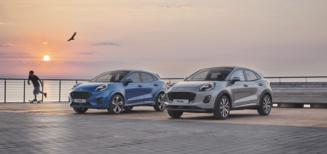 Ford présente sa gamme de véhicules électriques à l'IAA de Francfort
