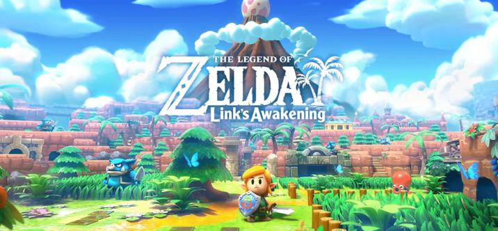 The Legend of Zelda: Link's Awakening (2019) - Un jeu Gameboy sur Switch?