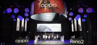 OPPO dévoile les innovations de la série Reno2 à Londres