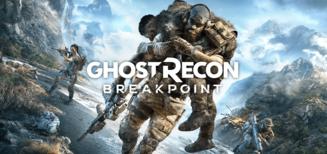 Ghost Recon : Breakpoint • Jusqu'au point de rupture.