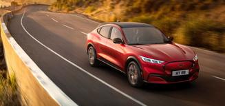La Ford Mustang Mach-E 100 % électrique confère à la nouvelle génération puissance, style et liberté