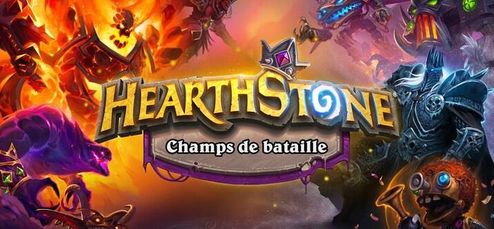 Hearthstone - Les Champs de Bataille, on y retourne?