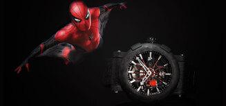 Spider-Man tisse sa toile pendant les fêtes