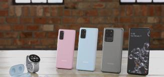 Le Samsung Galaxy S20 disponible dès demain dans le commerce suisse