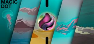 Magic Dot • La première app mobile qui rétribue ses joueurs