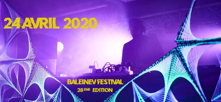Baleinev Festival, 28 ans et tout aussi étincelant