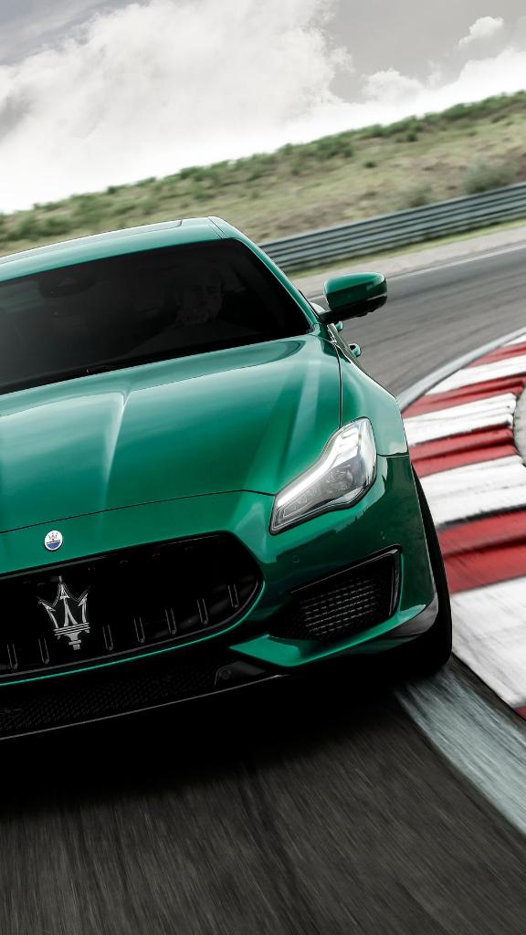 Maserati: Ghibli et Quattroporte avec la nouvelle version de Trofeo