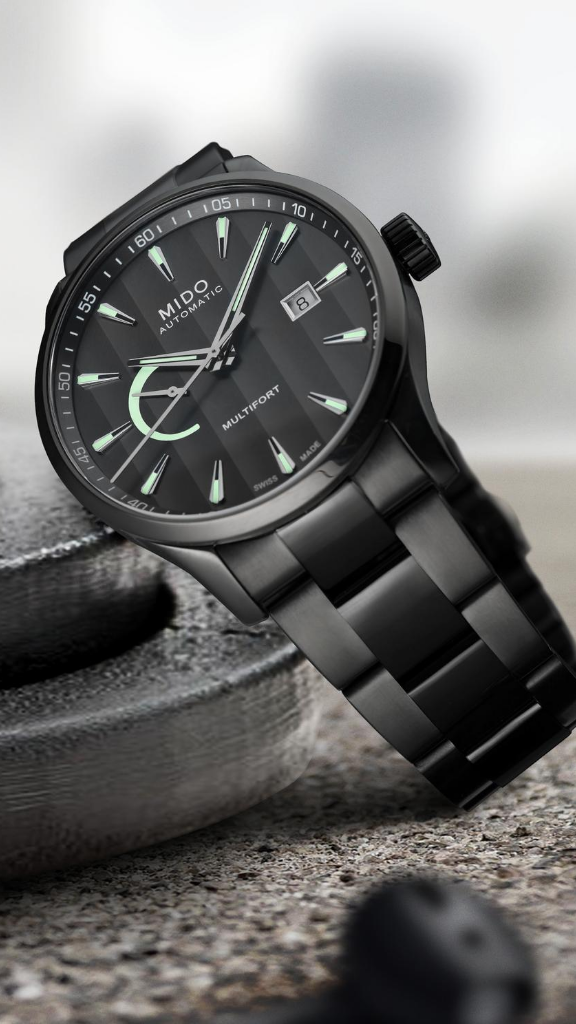 Montre Mido Multifort Power Reserve