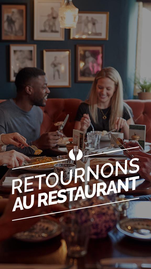 TheFork lance la campagne «Retournons au Restaurant»