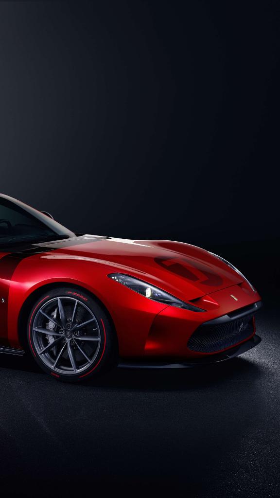 Ferrari Omologata : une nouvelle création one-off
