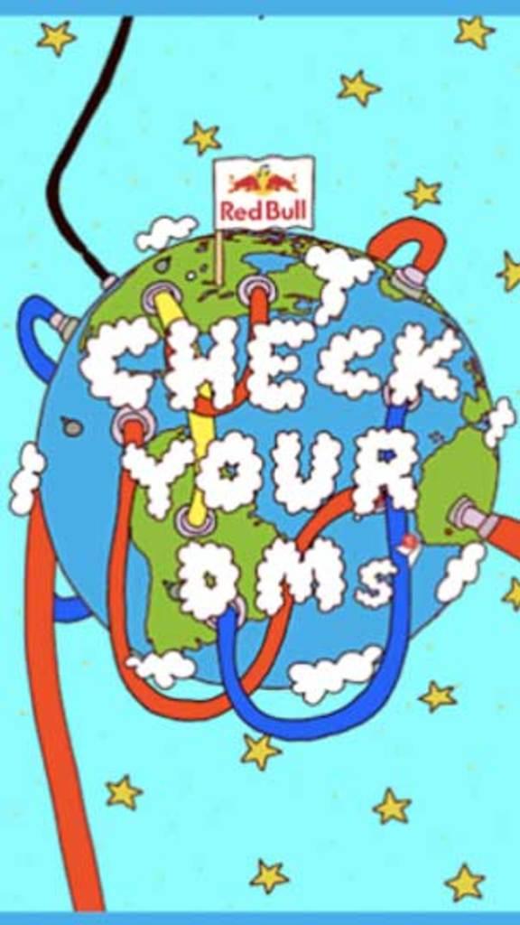 Check your DMs : Le nouveau concept musical de Red Bull