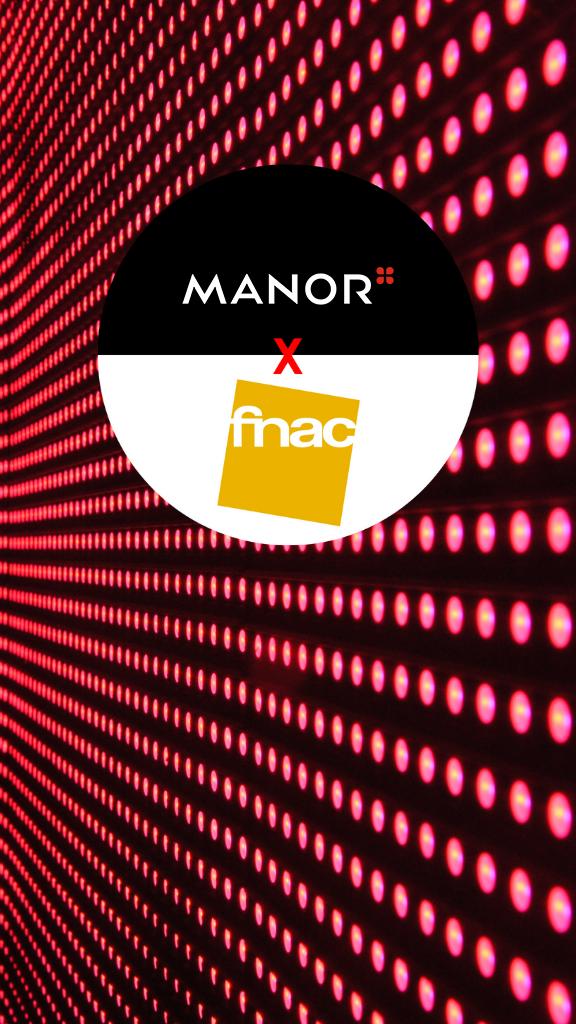 Fnac Suisse et Manor annoncent leur partenariat en Suisse