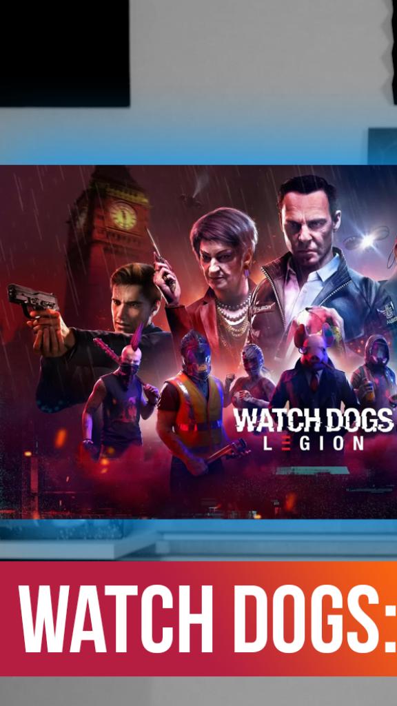 Watch Dogs: Legion, notre test. Alors, bon ou mauvais?
