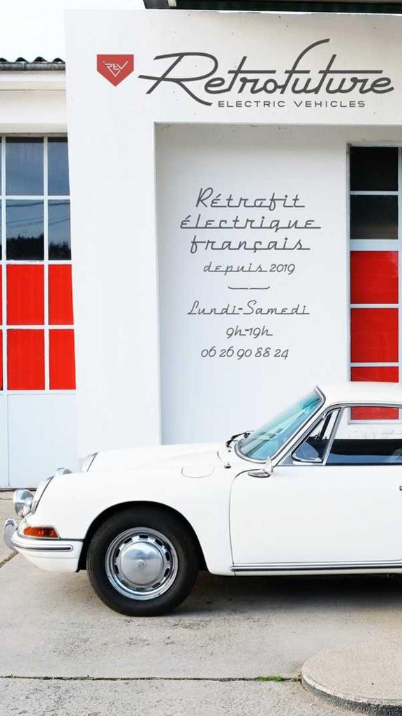 Retrofuture, pionnier du Retrofit, arrive en Suisse