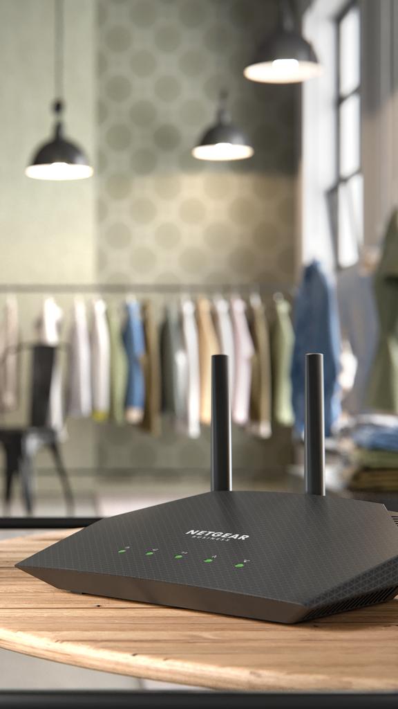 NETGEAR étoffe sa gamme Essentials avec un nouveau point d'accès WiFi 6
