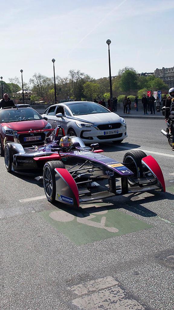 DS Automobiles prolonge son implication dans la Formule E jusqu'en 2026