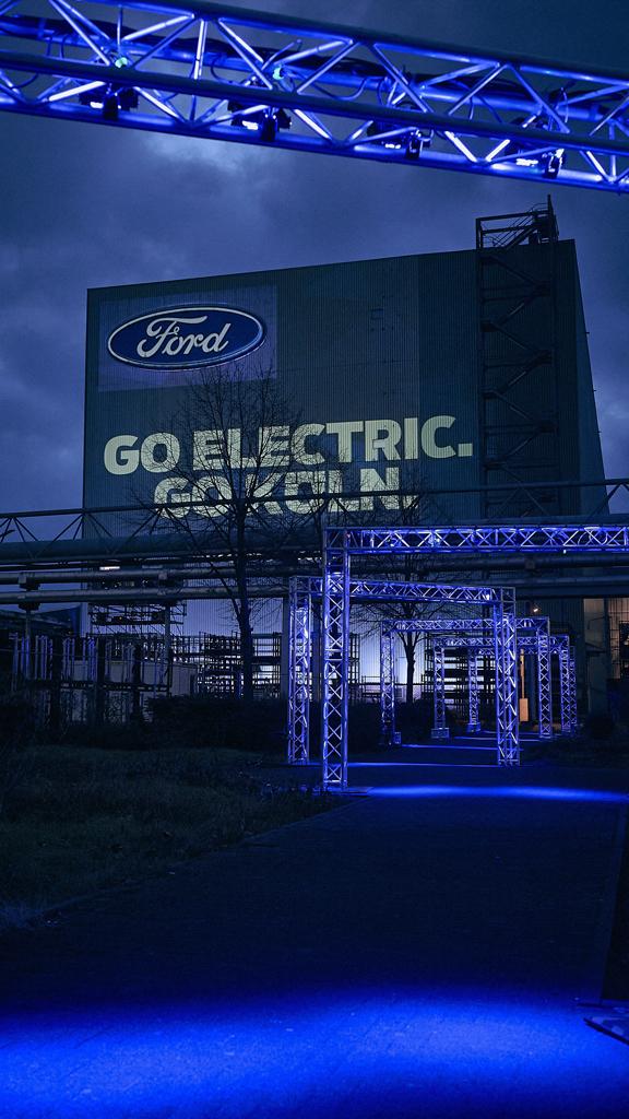 Ford Europe investit près d'un milliard sur le site de Cologne