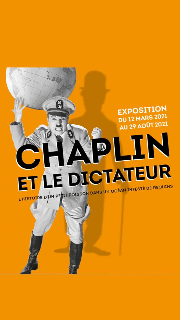 Chaplin's World célèbre les 80 ans du film Le Dictateur