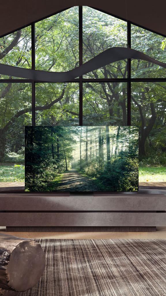 Le Samsung Neo QLED redéfinit le rôle du téléviseur à la maison
