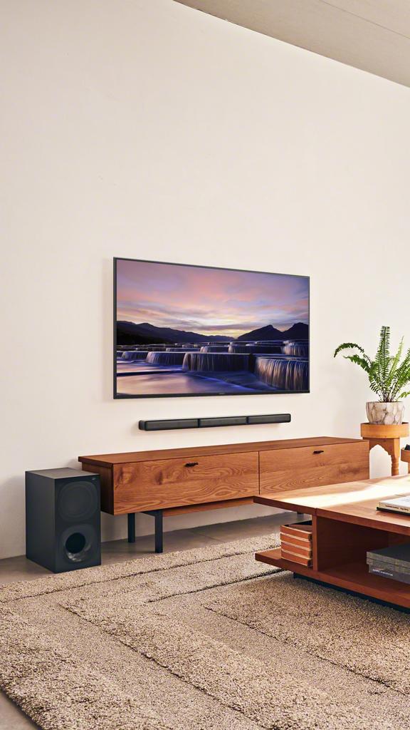 Découvrez la puissance du son Surround avec le nouveau HT-S40R de Sony