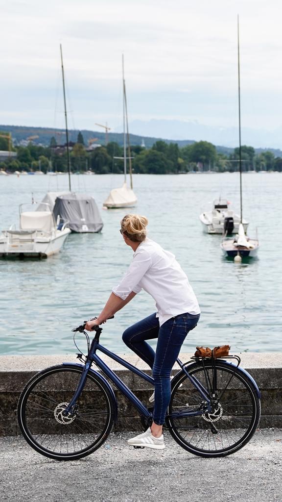 Le fabricant de vélos électriques Ampler Bikes entre sur le marché suisse