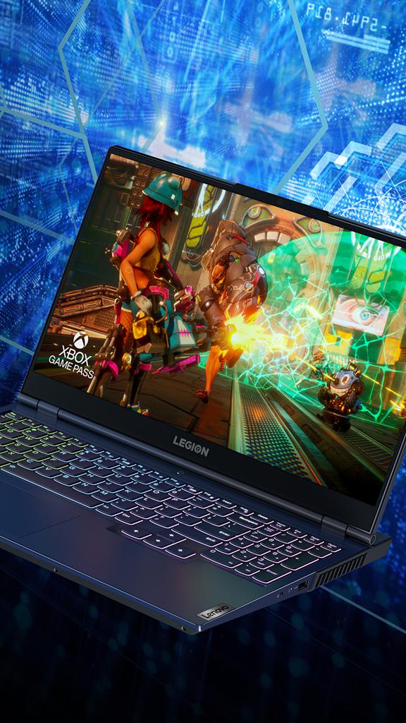 Lenovo présente ses PC gaming Legion équipés des nouveaux processeurs Intel Core
