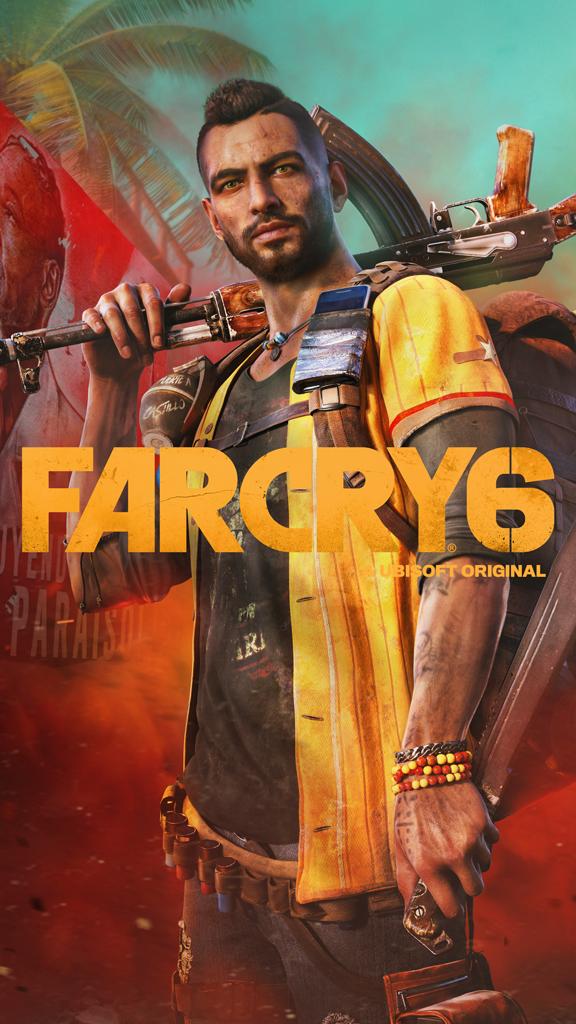FAR CRY® 6 sera disponible le 7 octobre 2021
