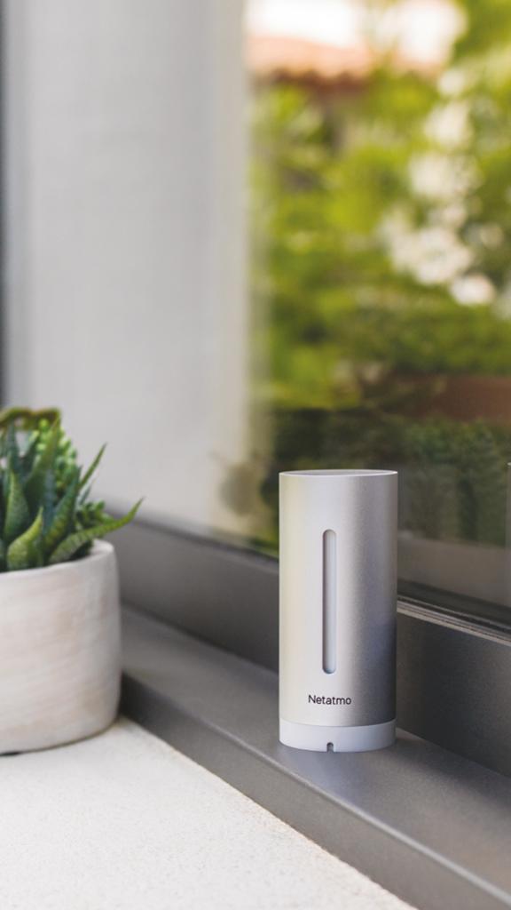 Une station météo intelligente pour améliorer la productivité et le bien-être en télétravail