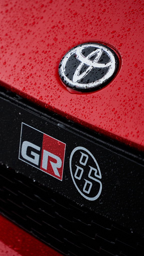 La Toyota GR 86 en première mondiale au Goodwood Festival of Speed 2021