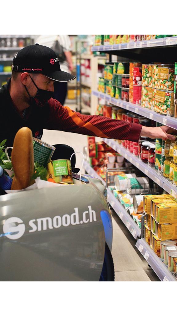 Quand les robots révolutionnent la livraison de courses en ligne chez Smood